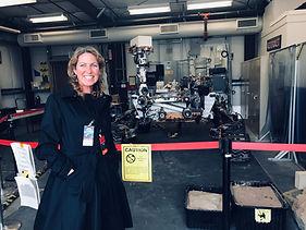NASA Social / Moon To Mars / News For  Melissa Sanchez / Encaustic Artist