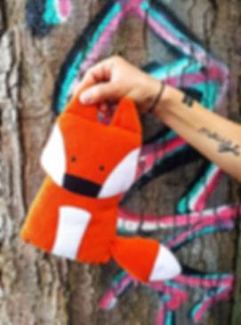 Bonnie Red Fox Toy