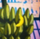 Joe Bananas Fruit Toy