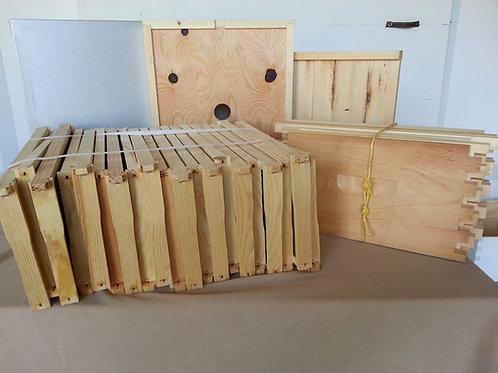 Basic Kit unassembled