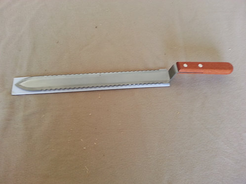 Standard uncapping knife