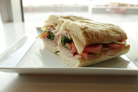 Product Photography: Sandwich