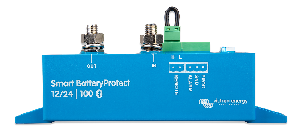 Smart BatteryProtect 12/24V-100A
