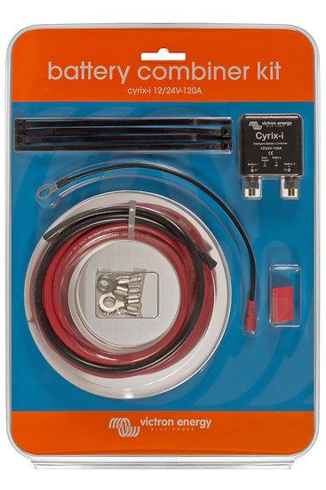 Cyrix-ct 12/24V-120A Battery combiner kit