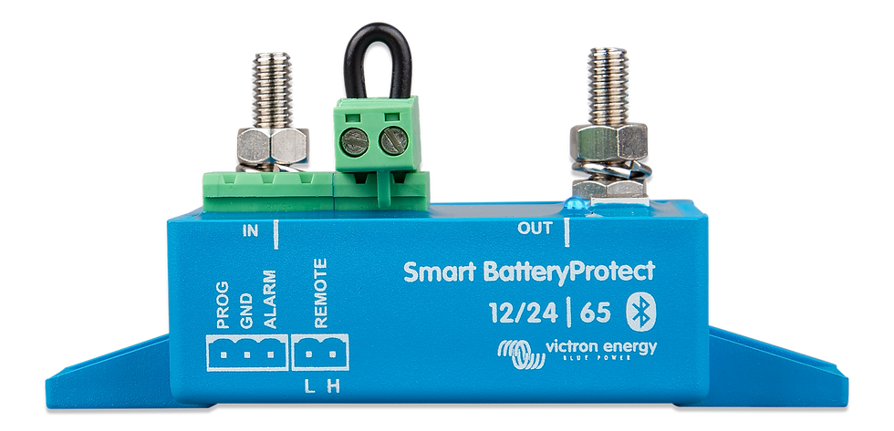 Smart BatteryProtect 12/24V 65A