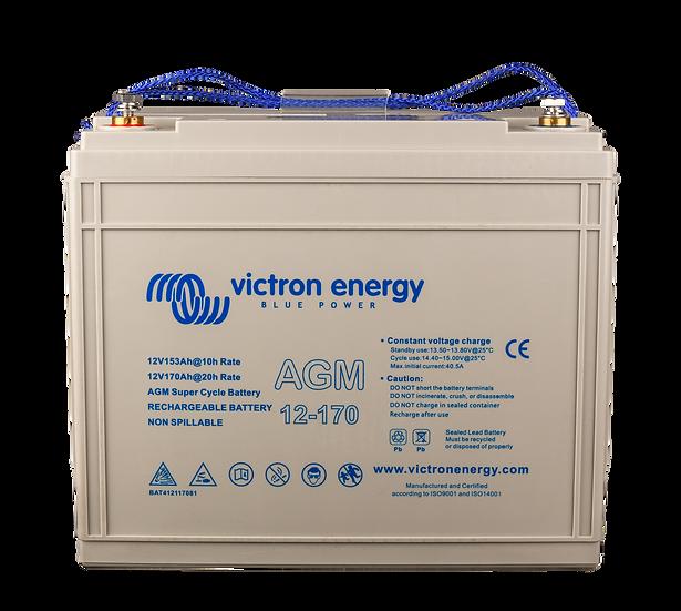 VICTRON 12V/170Ah AGM Super Cycle Batt. (M8)