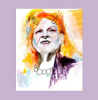 Vivienne Westwood - Editorial