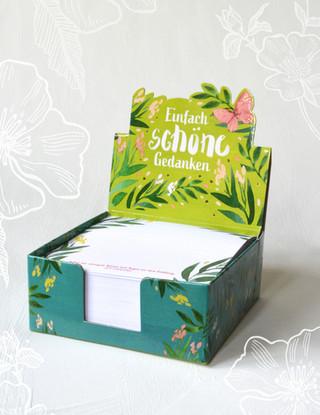 »Frühling im Herzen« Papeterie Coppenrath Verlag