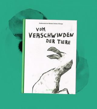 »Vom Verschwinden der Tiere« - Jaja Verlag