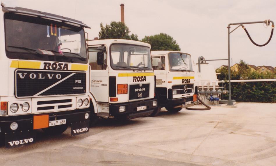 Volvo F12 Tankwagen