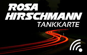 Rosa Tankkarte
