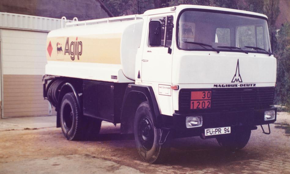Magirus Tankwagen