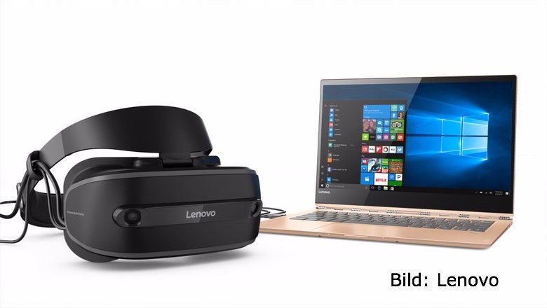 CO4S,Lenovo,Virtual Reality,Team,Microsoft,Windows 10