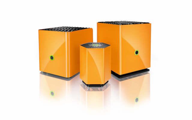 Protonet Collaboration Server