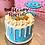 Thumbnail: Dog Cakes | Dog Birthday Cakes | 4 Inch Drip Cake