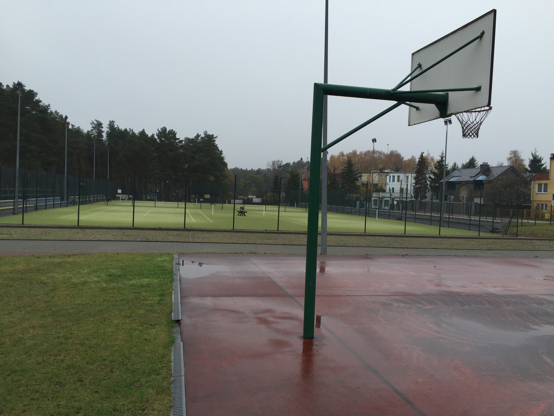 Sportanlage Basketball