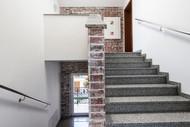 Treppe Galeriegebäude