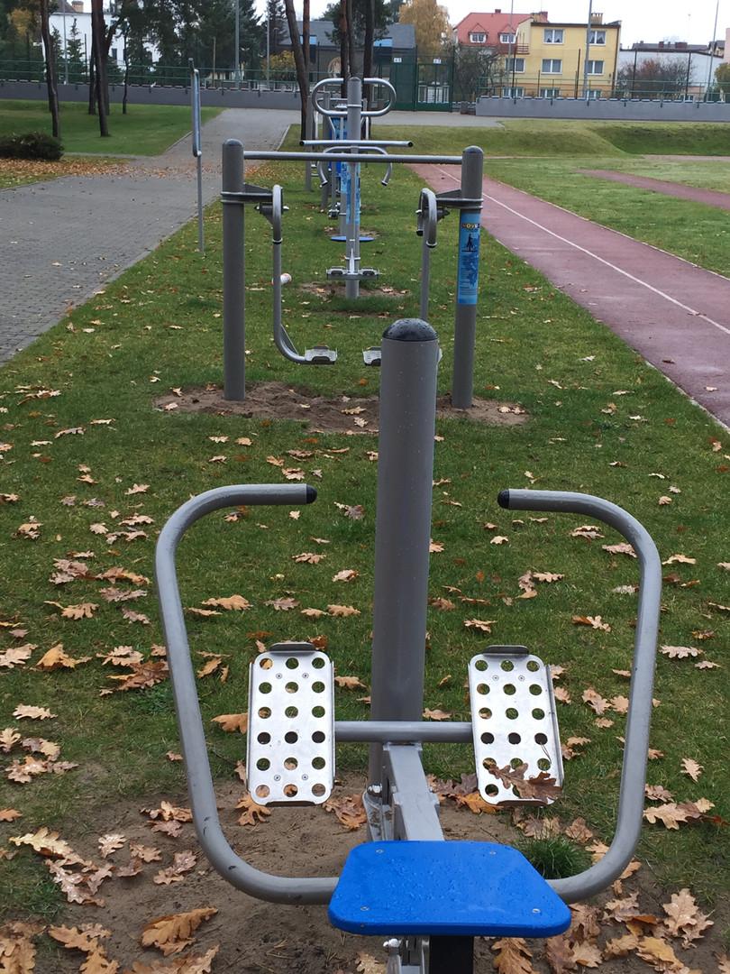 Sportanlage Fitness