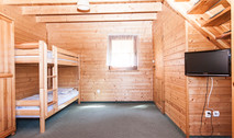 6-Bett-Häuser innen