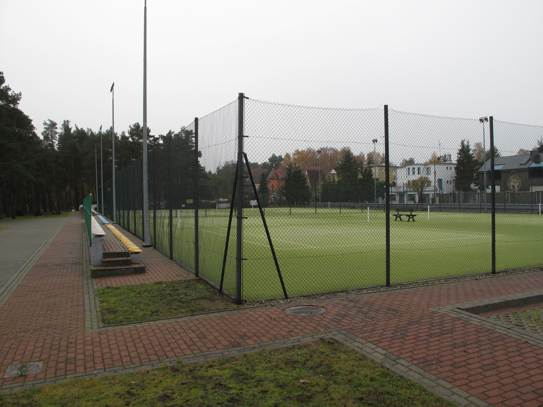Sportanlage Tennis