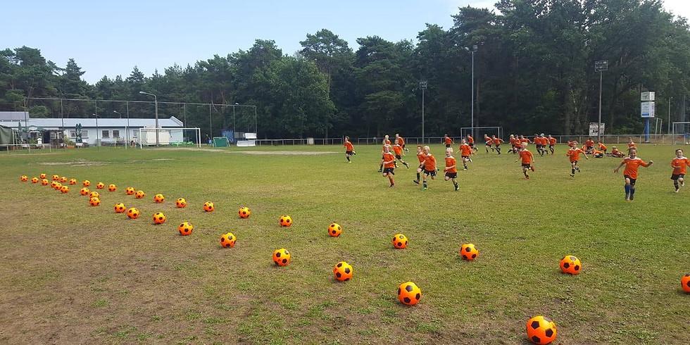 Sommer-Ferien-Fußball-Camp 28.06.-02.07. & 05.07.-09.07.21