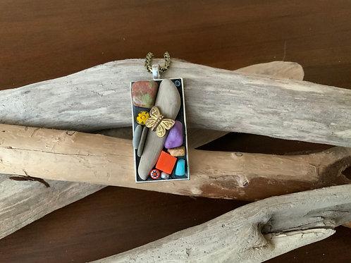 Mosaic Jewelry Pendant #9