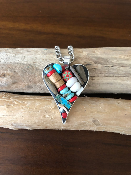 Mosaic Jewelry Pendant #6