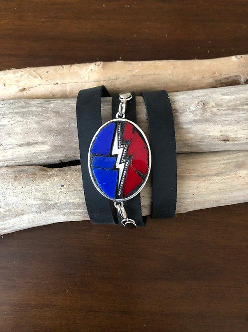 Grateful Dead Wrap Bracelet