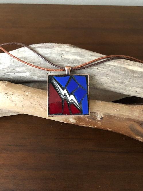 Mosaic Jewelry Pendant #10