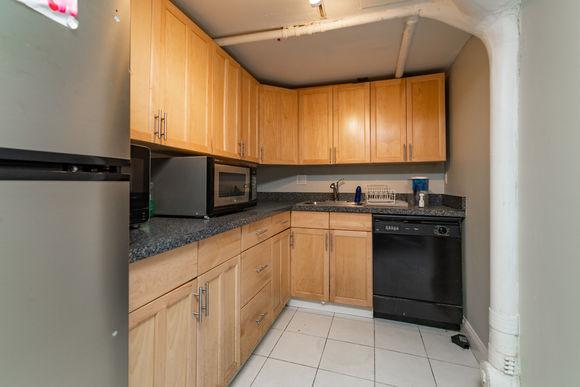 Basment Kitchen