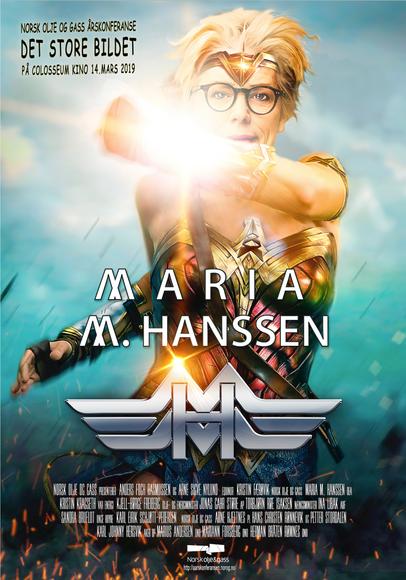 Maria M. Hanssen