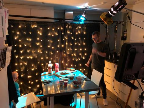 Spindel Film | BTS1