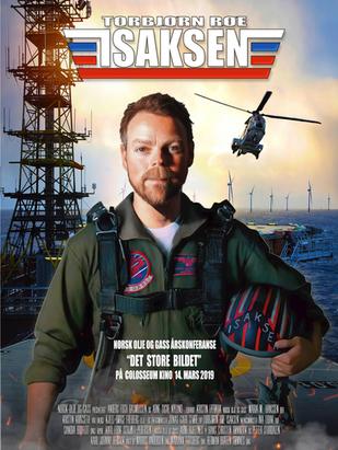 Norsk olje og gass | Filmplakater