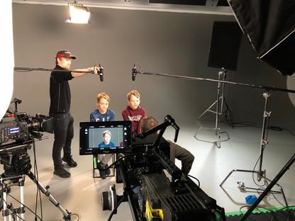 Spindel Film   BTS20