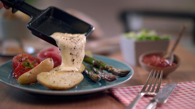 Le Rustique | Raclette