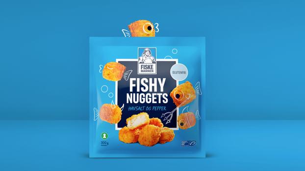 Fiskemannen | Fishy Nuggets