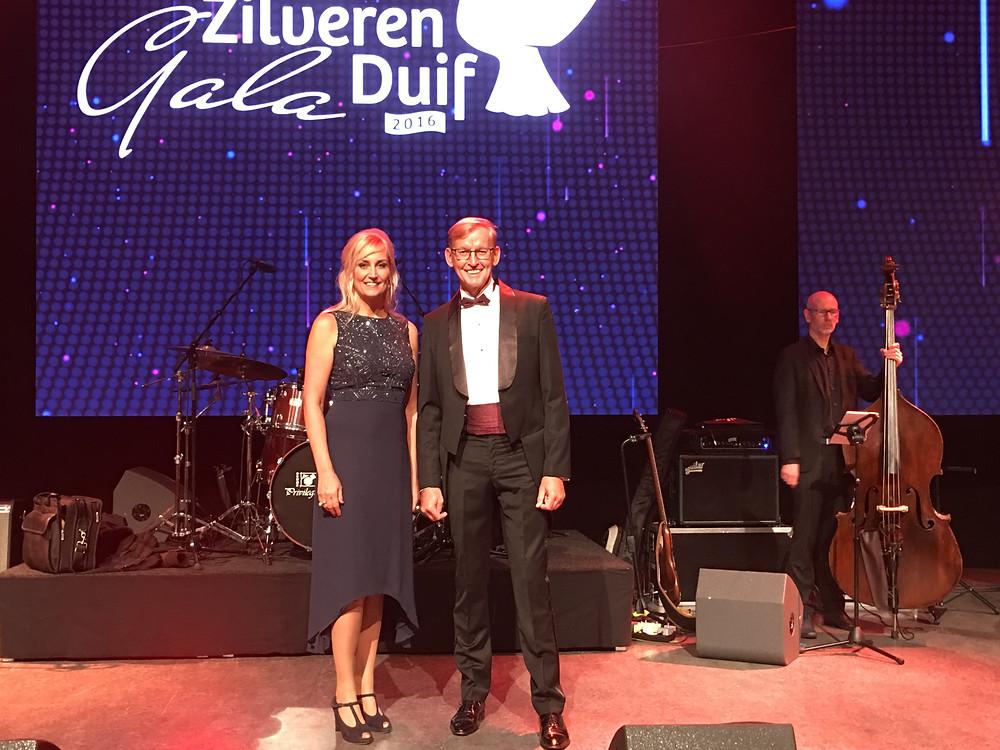 Wilma Veen en Jan van den Bosch