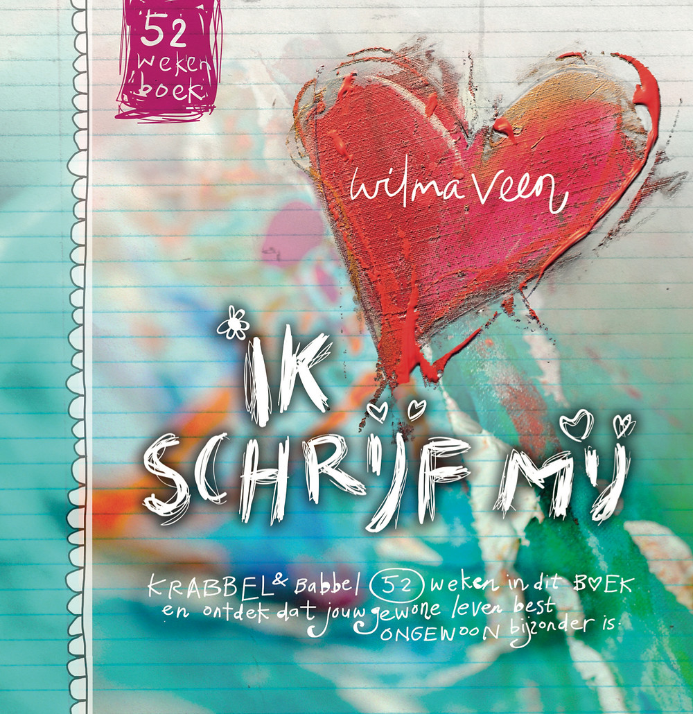 WLO-160101_01 W_Love - Ik Schrijf Mij Omslag