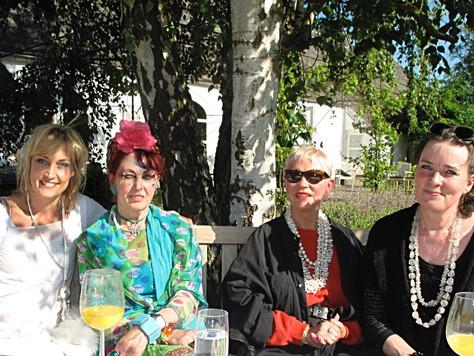 Op de koffie bij de vrouwen van Anton Heijboer