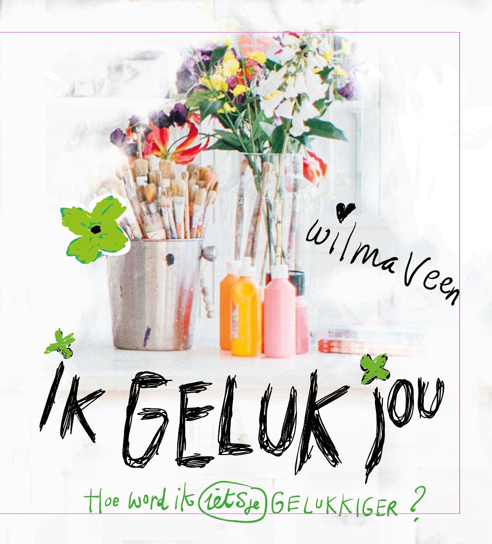 De cover van IK GELUK JOU