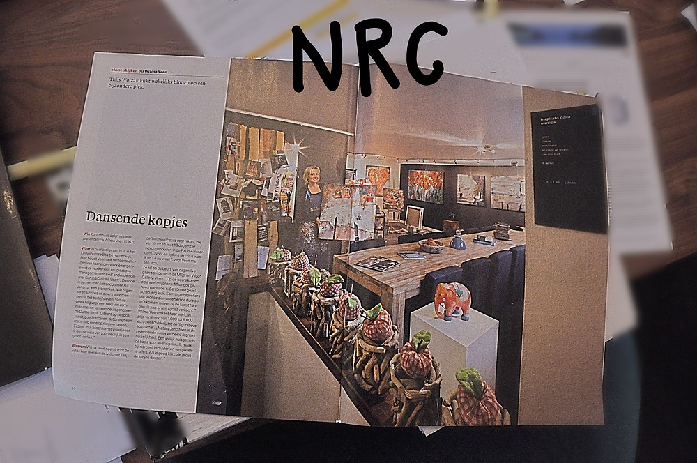Wilma in het NRC