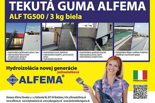 ALF TG500 / 3 kg biela