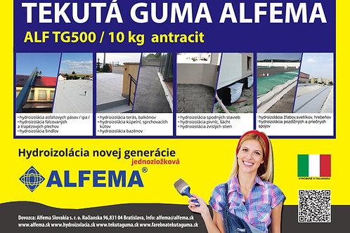 ALF TG500 / 10 kg antracit