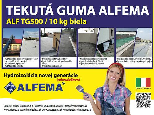 ALF TG500 / 10 kg biela