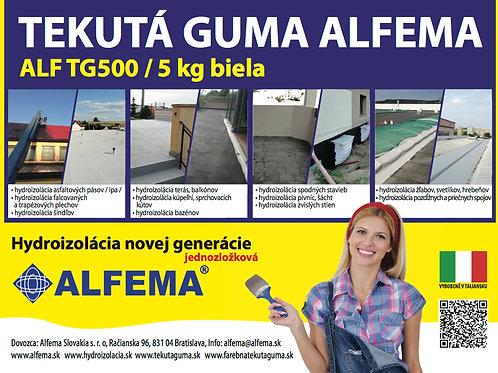 ALF TG500 / 5 kg biela
