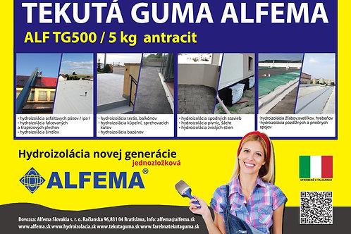 ALF TG500 / 5 kg antracit