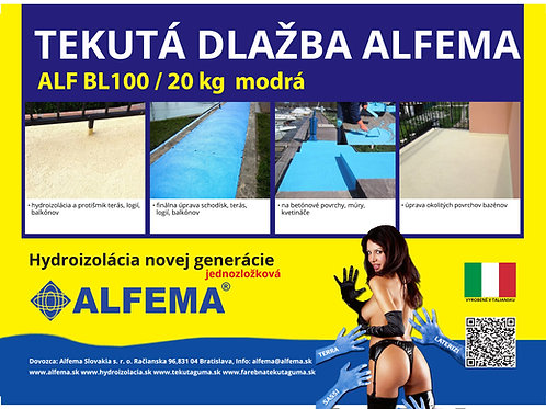 ALF BL100 / 20kg  modrá
