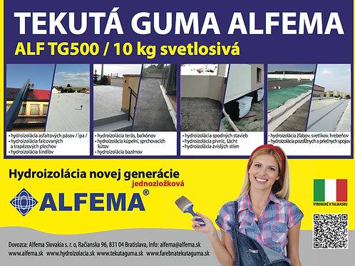 ALF TG500 / 10 kg svetlosivá