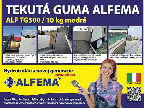 ALF TG500 / 10 kg modrá