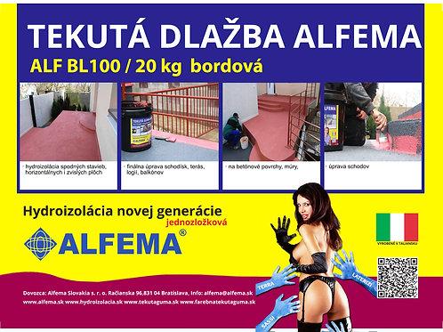 ALF BL100 / 20kg  bordova